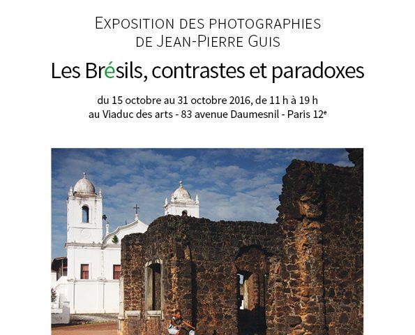L'exposition de photographies de Jean-Pierre GUIS